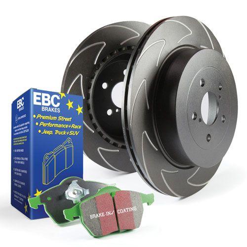 EBC Plaquettes de frein Dp21289