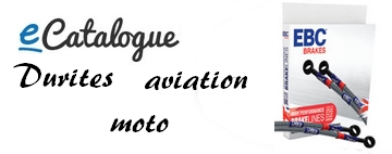 Acces catalogue durite aviation moto